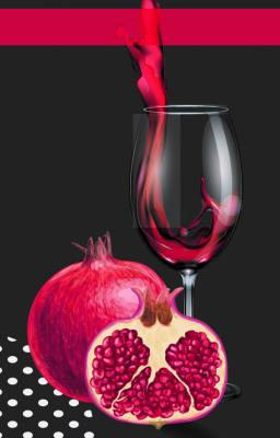 """Arzrumi"" Pomegranate wine"